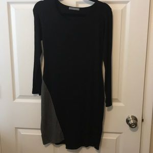 Loveapella Long Sleeve Black Dress Size Small